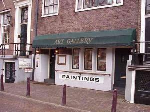 Kunsthandel schilderijen